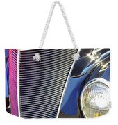 1937 Ford 2 Door Sedan Weekender Tote Bag