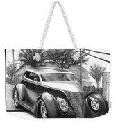 1937 Ford Sedan Weekender Tote Bag