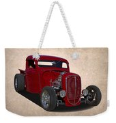 1937 Ford Truck Weekender Tote Bag