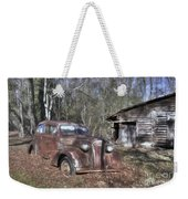 1937 Revisited Weekender Tote Bag