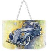 1937 Skoda Popular Sport Monte Carlo Weekender Tote Bag