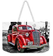 1938 Diamond T Hdr Weekender Tote Bag
