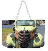 1938 Ford Truck Weekender Tote Bag
