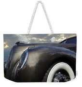 1938 Lincoln Weekender Tote Bag