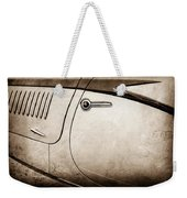 1938 Talbot-lago 150c Ss Figoni And Falaschi Cabriolet Side Door Handle -1511s Weekender Tote Bag