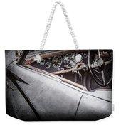 1938 Talbot-lago 150c Ss Figoni And Falaschi Cabriolet Steering Wheel -1561ac Weekender Tote Bag