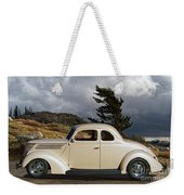 1939 Chevrolet Coupe Weekender Tote Bag