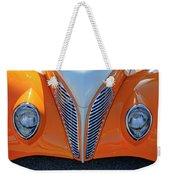 1939 Ford Hot Rod Cvt Grille Weekender Tote Bag