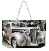 1939 Packard Coupe Weekender Tote Bag