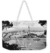 1939 Treasure Island View Weekender Tote Bag