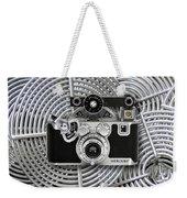 1939 Univex Mercury Camera Weekender Tote Bag