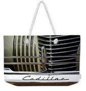 1940 Cadillac 60 Special Sedan Grille Weekender Tote Bag