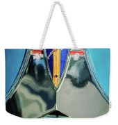 1940 Dodge Business Coupe Emblem Weekender Tote Bag