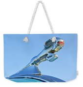 1940 Dodge Business Coupe Hood Ornament Weekender Tote Bag