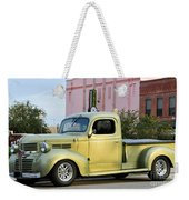 1940 Dodge Pickup Weekender Tote Bag