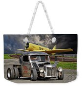 1940 Ford Rat Rod Pickup IIi Weekender Tote Bag