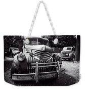 1940's Chevrolet Truck Weekender Tote Bag