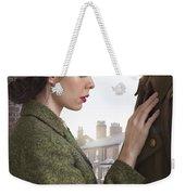 1940s Lovers Weekender Tote Bag
