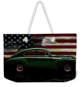 1941 Buick Century Tribute Weekender Tote Bag