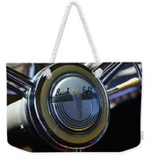 1941 Buick Eight Weekender Tote Bag