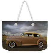 1941 Chevy Special Deluxe Weekender Tote Bag