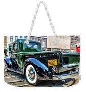 1941 Chevy Truck Weekender Tote Bag