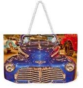 1942 Chevrolet  Weekender Tote Bag