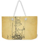 1943 Helicopter Patent Weekender Tote Bag