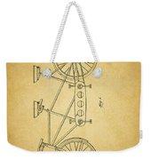 1945 Schwinn Tandem Bicycle Weekender Tote Bag