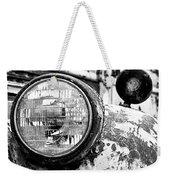 1946 Chevy Work Truck - Headlight Detail Weekender Tote Bag