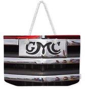 1946 Gmc Truck Grill 2 Weekender Tote Bag