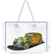1947 Bentley Shooting Brake Weekender Tote Bag