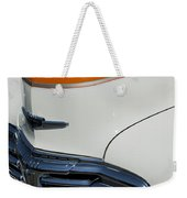 1947 Chevrolet Deluxe Front End Weekender Tote Bag
