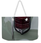 1947 Chrysler Tail Lights Weekender Tote Bag