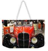 1947 Delahaye 135m Letourner Et Marchand Cabriolet Weekender Tote Bag