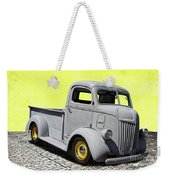 1947 Ford Cab Over Engine Truck Weekender Tote Bag