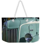 1947 Ford Cab Over Truck Weekender Tote Bag