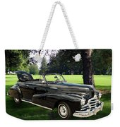1947 Pontiac Convertible Photograph 5544.07 Weekender Tote Bag