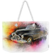 1947 Pontiac Convertible Photograph 5544.08 Weekender Tote Bag
