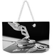 1948 Bentley Hood Ornament 3 Weekender Tote Bag