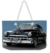 1948 Cadillac Fastback Weekender Tote Bag