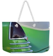 1948 Cadillac Taillight Weekender Tote Bag