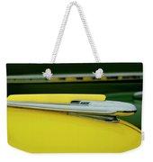 1948 Chevrolet Fleetmaster Hood Ornamnet Weekender Tote Bag
