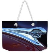 1948 Dodge Ram Hood Ornament Weekender Tote Bag