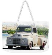 1948 Ford F1 Stepside Pickup I Weekender Tote Bag
