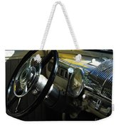 1948 Ford Super Deluxe Dash Weekender Tote Bag
