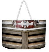 1948 International Hood Emblem -0227ac Weekender Tote Bag