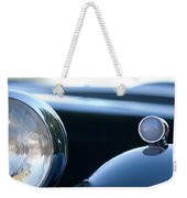 1948 Mg Tc Head Light Weekender Tote Bag