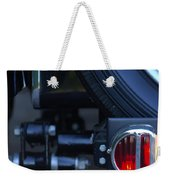 1948 Mg Tc Taillight Weekender Tote Bag