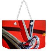 1948 Packard Hood Ornament 2 Weekender Tote Bag